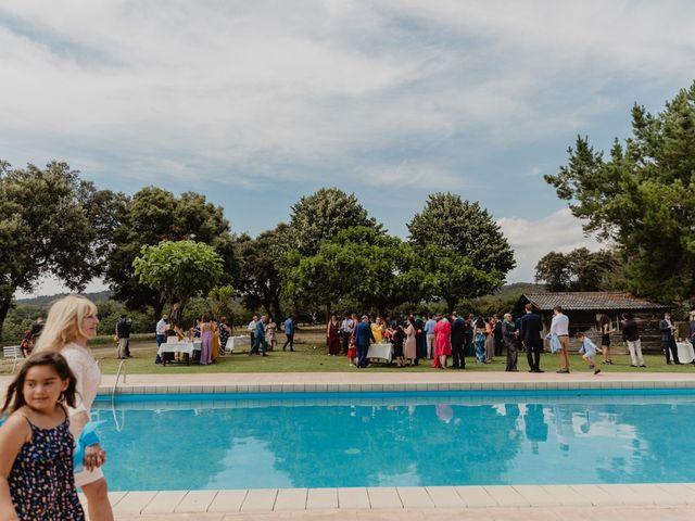 La boda de Miguel y Marina en Estanyol, Girona 63