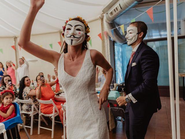 La boda de Miguel y Marina en Estanyol, Girona 73