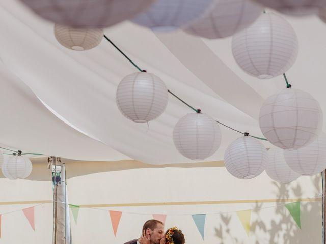 La boda de Miguel y Marina en Estanyol, Girona 74