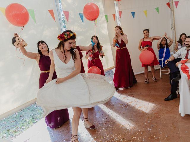La boda de Miguel y Marina en Estanyol, Girona 85