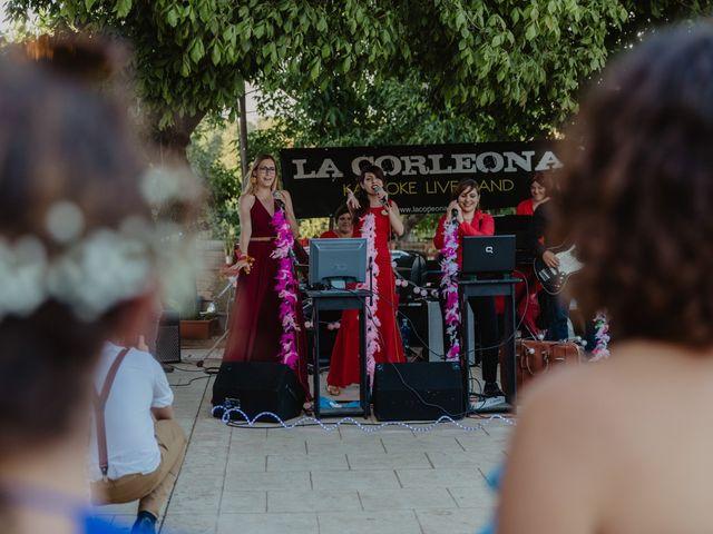 La boda de Miguel y Marina en Estanyol, Girona 86