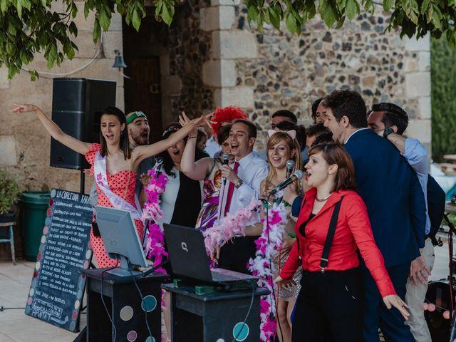 La boda de Miguel y Marina en Estanyol, Girona 88