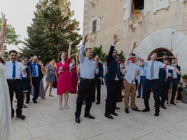 La boda de Miguel y Marina en Estanyol, Girona 89