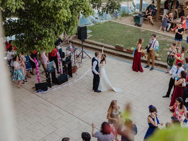 La boda de Miguel y Marina en Estanyol, Girona 90