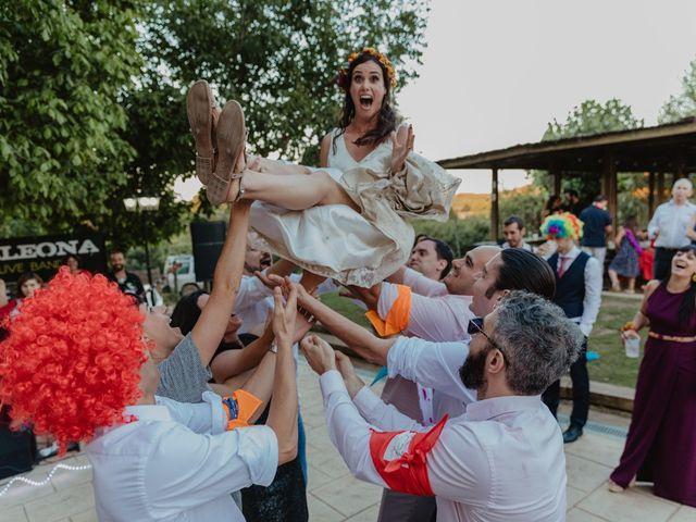 La boda de Miguel y Marina en Estanyol, Girona 92