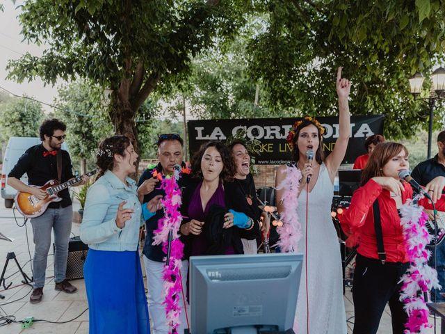 La boda de Miguel y Marina en Estanyol, Girona 93