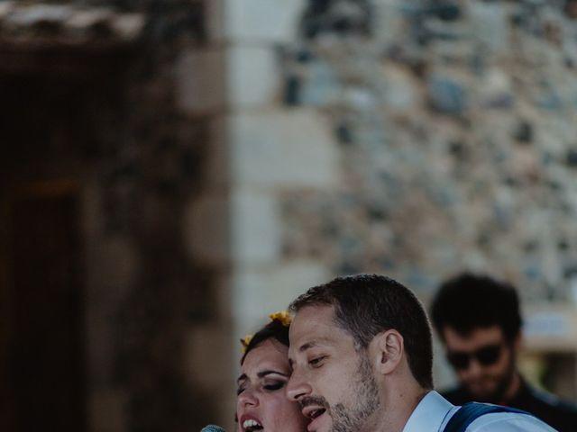La boda de Miguel y Marina en Estanyol, Girona 94