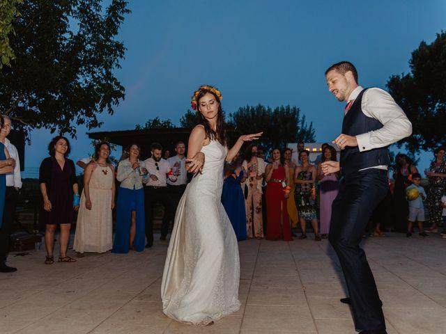 La boda de Miguel y Marina en Estanyol, Girona 96