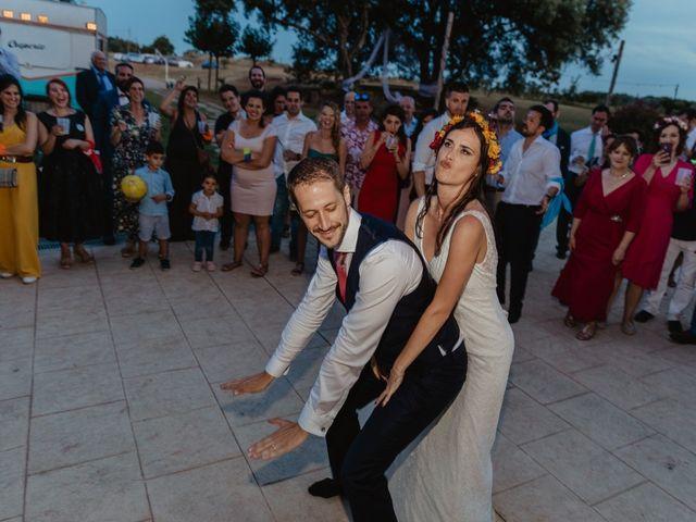 La boda de Miguel y Marina en Estanyol, Girona 97