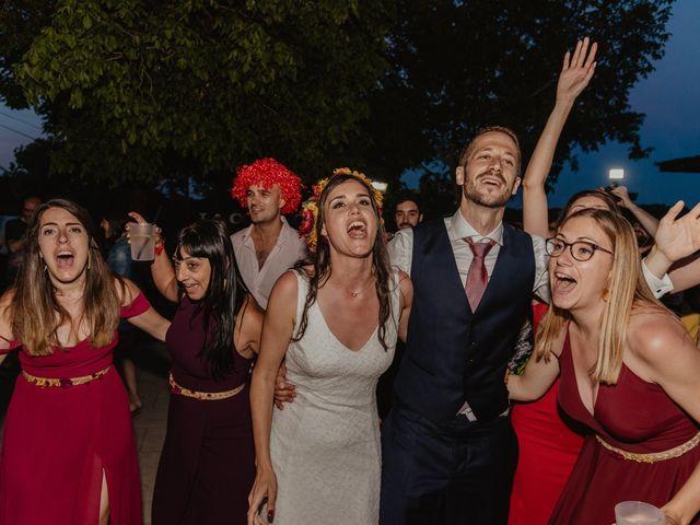 La boda de Miguel y Marina en Estanyol, Girona 98