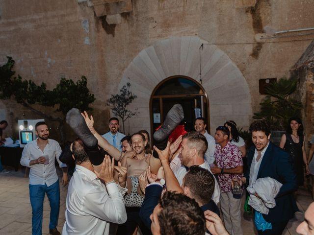 La boda de Miguel y Marina en Estanyol, Girona 99