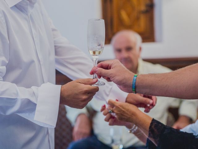 La boda de Rafael y Raquel en Guadalupe, Cáceres 4