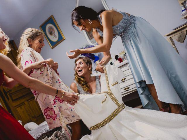 La boda de Rafael y Raquel en Guadalupe, Cáceres 15