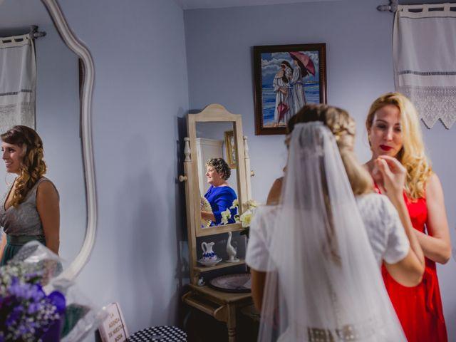 La boda de Rafael y Raquel en Guadalupe, Cáceres 17
