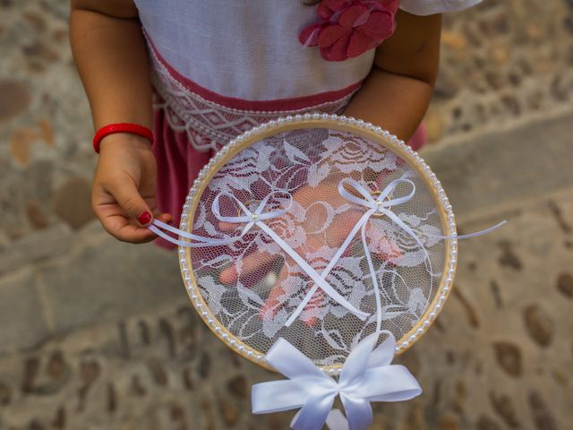 La boda de Rafael y Raquel en Guadalupe, Cáceres 21