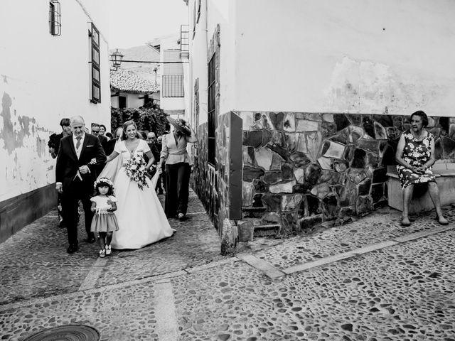 La boda de Rafael y Raquel en Guadalupe, Cáceres 22