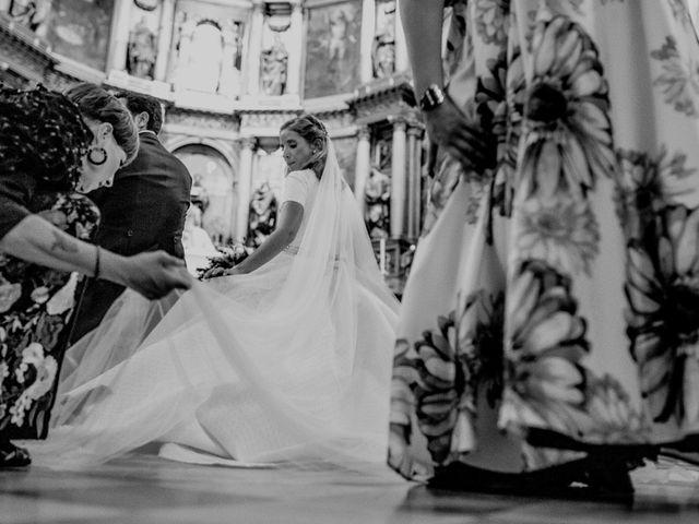 La boda de Rafael y Raquel en Guadalupe, Cáceres 28