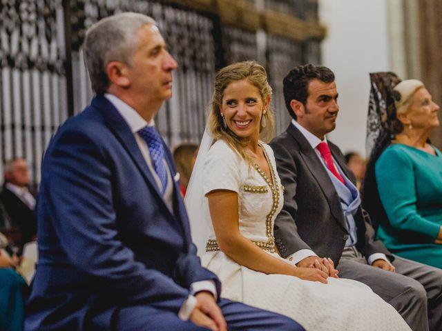 La boda de Rafael y Raquel en Guadalupe, Cáceres 29