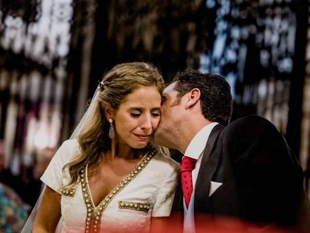 La boda de Rafael y Raquel en Guadalupe, Cáceres 31