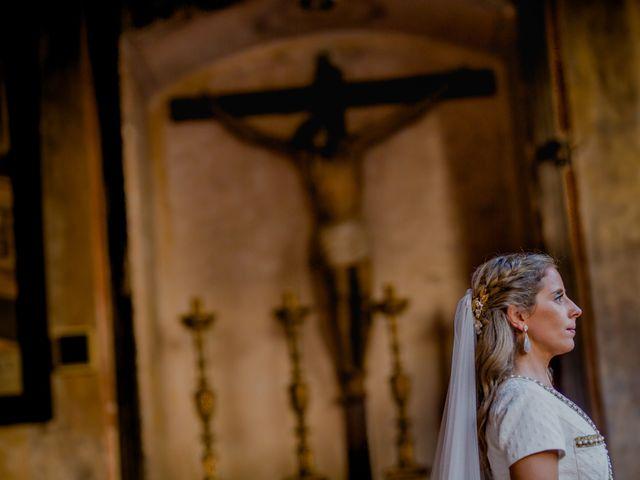 La boda de Rafael y Raquel en Guadalupe, Cáceres 35