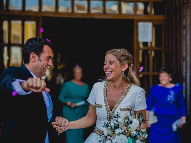 La boda de Rafael y Raquel en Guadalupe, Cáceres 36