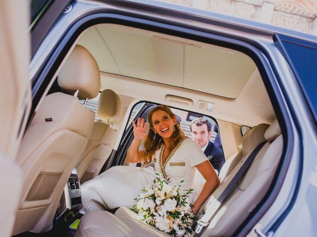 La boda de Rafael y Raquel en Guadalupe, Cáceres 39