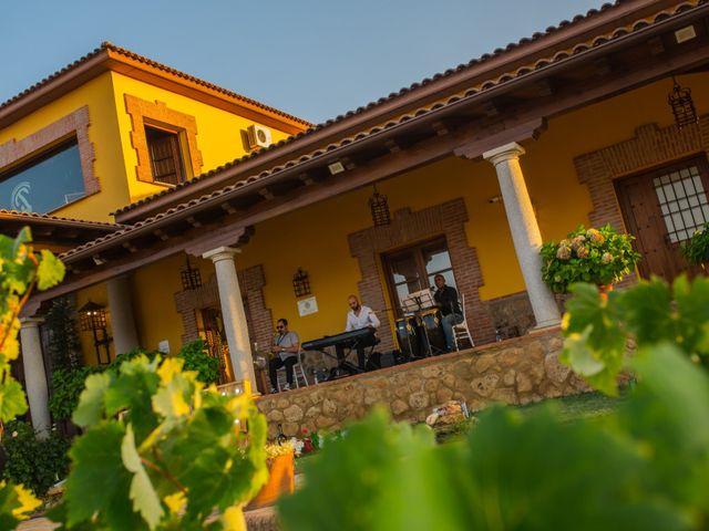 La boda de Rafael y Raquel en Guadalupe, Cáceres 44