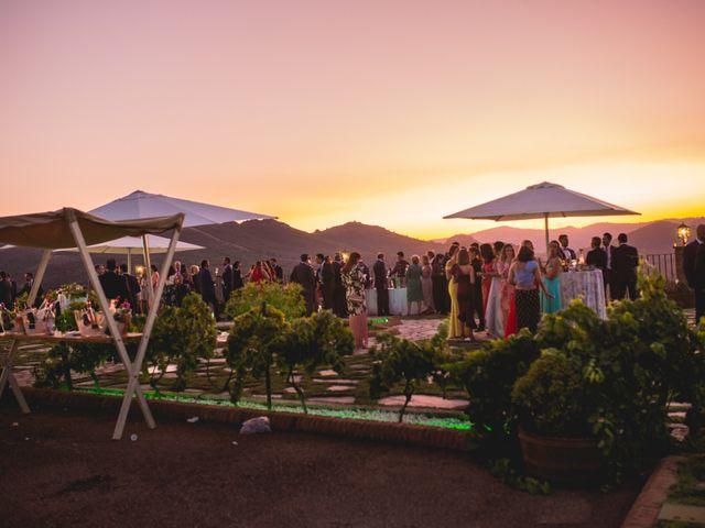La boda de Rafael y Raquel en Guadalupe, Cáceres 45