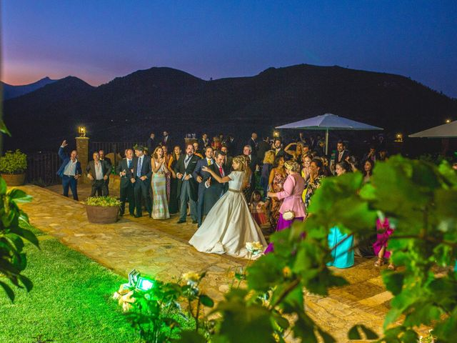 La boda de Rafael y Raquel en Guadalupe, Cáceres 46