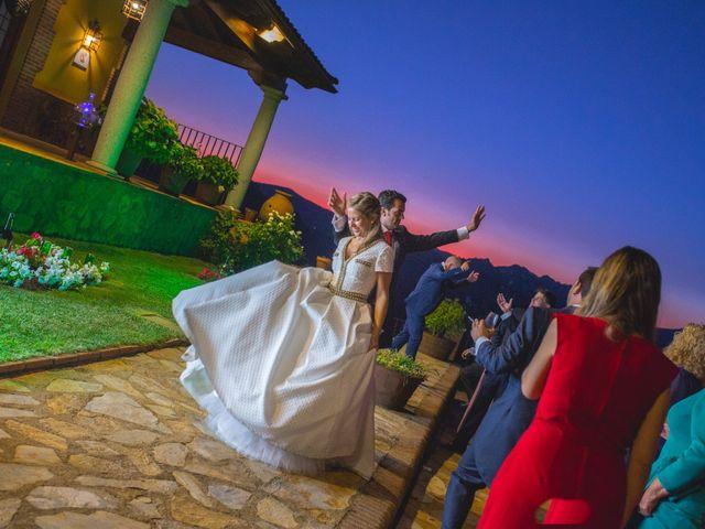 La boda de Rafael y Raquel en Guadalupe, Cáceres 47