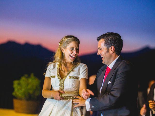 La boda de Rafael y Raquel en Guadalupe, Cáceres 48