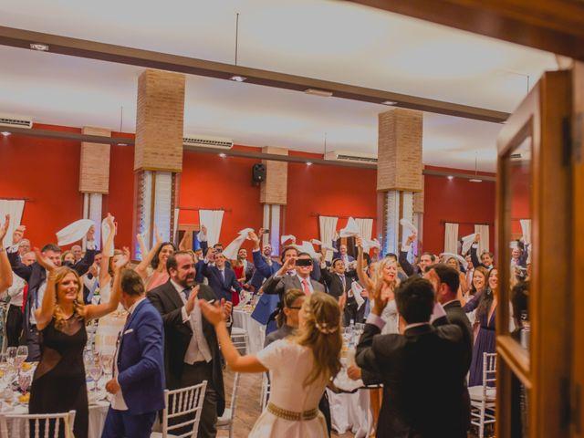 La boda de Rafael y Raquel en Guadalupe, Cáceres 49