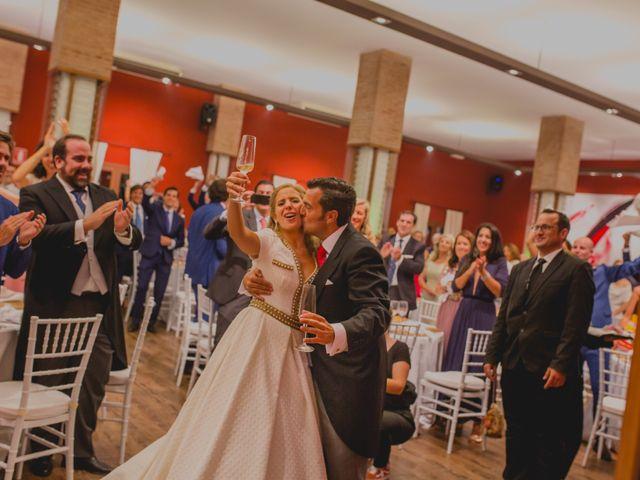La boda de Rafael y Raquel en Guadalupe, Cáceres 50