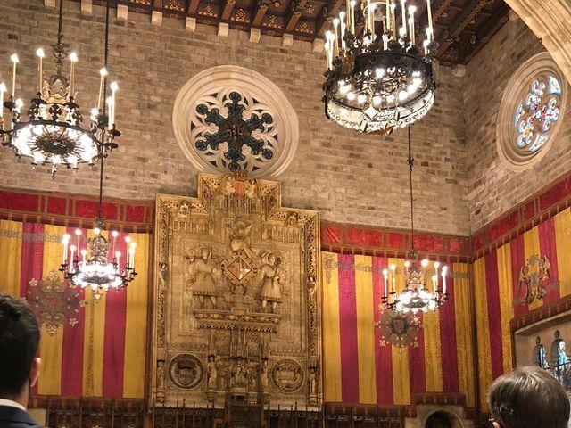 La boda de Marta y Edgard en Barcelona, Barcelona 3