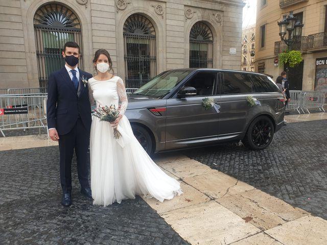 La boda de Marta y Edgard en Barcelona, Barcelona 5