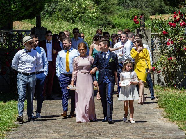 La boda de Mario y Jessica en Vimianzo, A Coruña 31