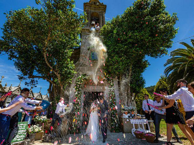 La boda de Mario y Jessica en Vimianzo, A Coruña 49