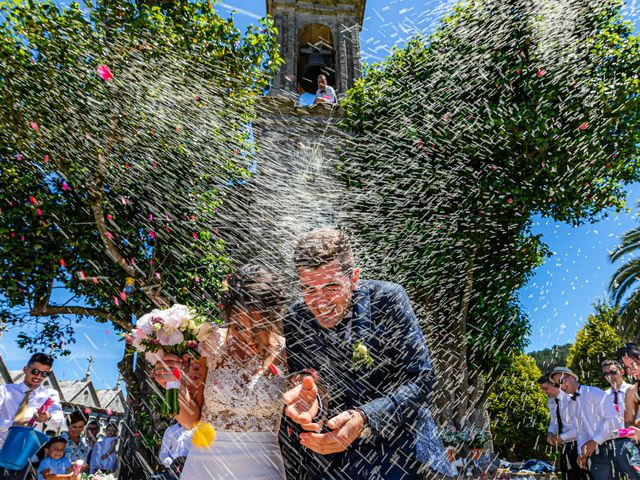 La boda de Mario y Jessica en Vimianzo, A Coruña 53
