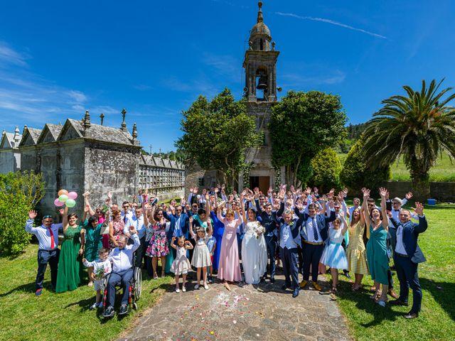 La boda de Mario y Jessica en Vimianzo, A Coruña 58