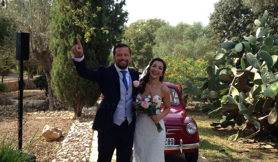 La boda de Alberto y Judit en Lluchmajor, Islas Baleares