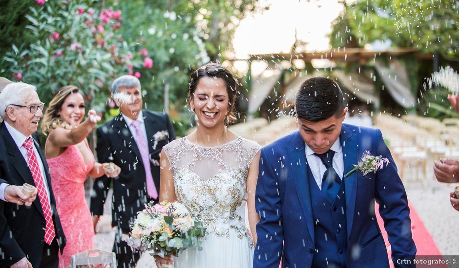 La boda de Gabriel y María en Illescas, Toledo