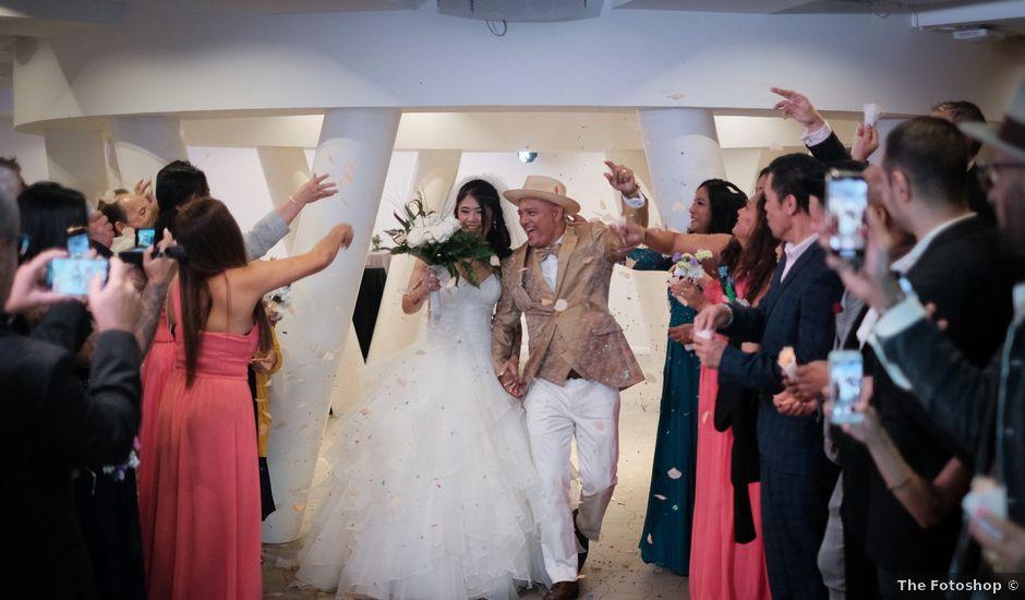 La boda de Jay y María en Barcelona, Barcelona