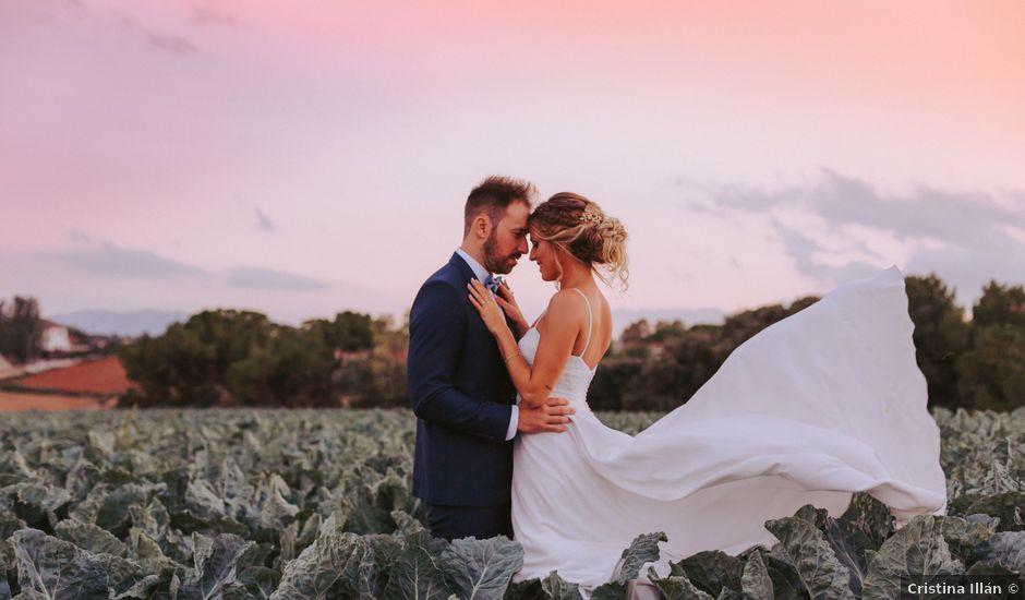 La boda de Cristian y Marta en L' Ametlla Del Valles, Barcelona