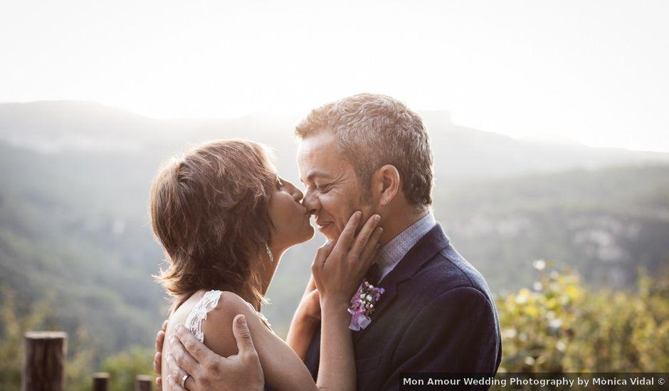 La boda de Jordi y Laia en Tagamanent, Barcelona