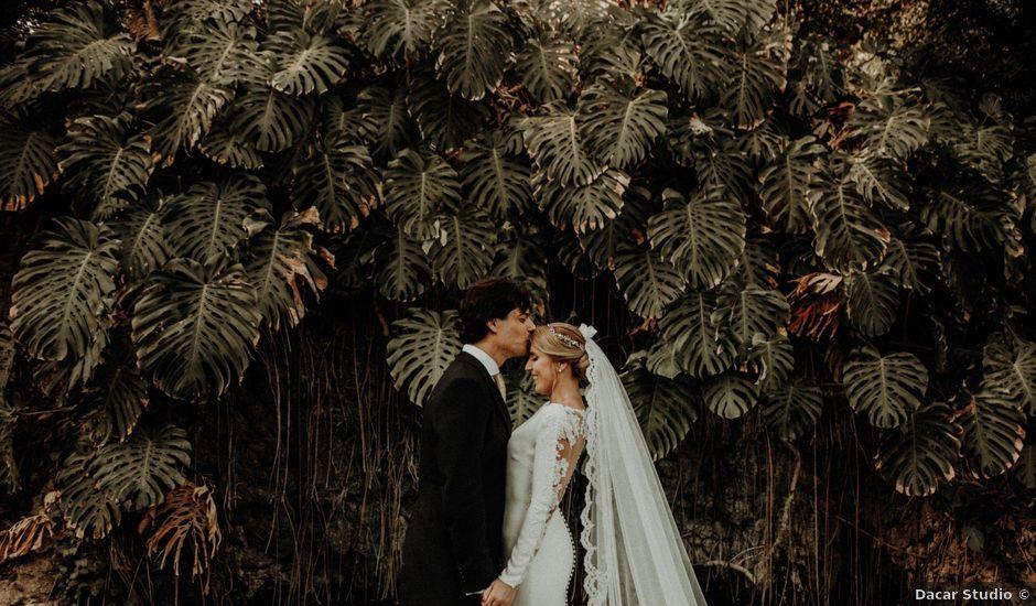 La boda de Lucas y Laura en Málaga, Málaga