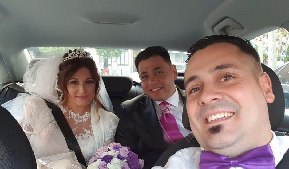 La boda de Luis y Beatriz en Torrejón De Ardoz, Madrid