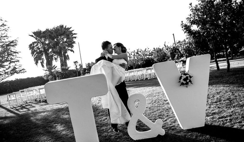 La boda de Victor y Tamara en Blanes, Girona