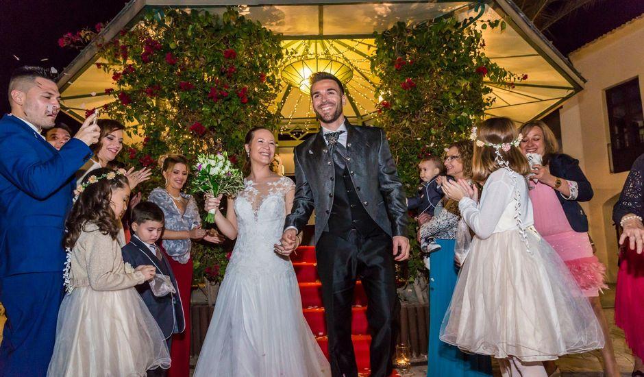 La boda de Ángel y Laia en Benidorm, Alicante
