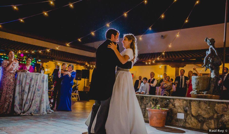 La boda de Rafael y Raquel en Guadalupe, Cáceres
