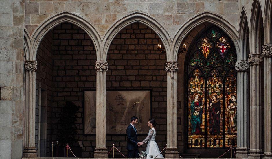 La boda de Marta y Edgard en Barcelona, Barcelona